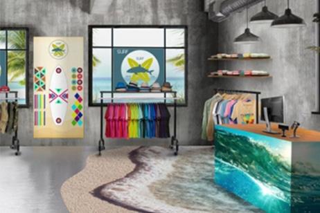 Impression artistique - Canevas décoration murale